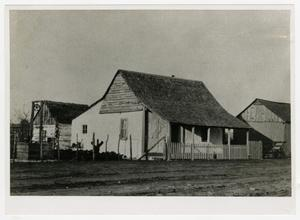 Primary view of object titled '[St. Barnabas Episcopal Church Photograph #1]'.