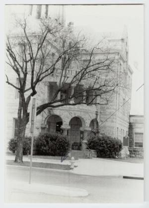 Primary view of object titled '[Comal County Courthouse Photograph #9]'.