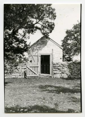 Primary view of object titled '[Kneupper Chapel Photograph #6]'.
