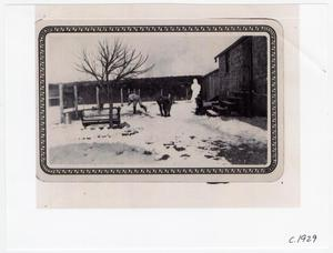 Primary view of object titled '[Fischer House Photograph #7]'.