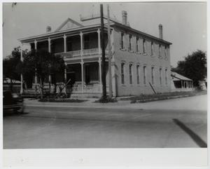 Primary view of object titled '[The Eggeling Hotel Photograph #3]'.