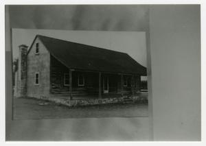 Primary view of object titled '[Fischer House Photograph #1]'.