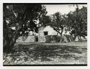 Primary view of object titled '[Kneupper Chapel Photograph #2]'.