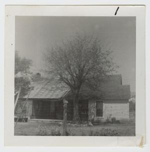 Primary view of object titled '[Old Lex Homestead Photograph #1]'.
