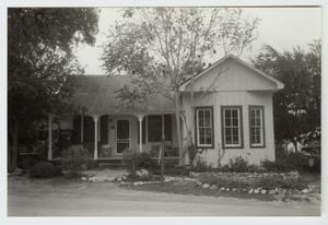 Primary view of object titled '[Erhardt Neuse House Photograph #3]'.