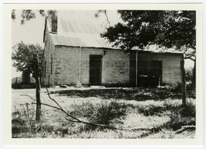 Primary view of object titled '[H. C. Keese Home Photograph #1]'.
