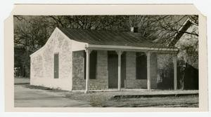 Primary view of object titled '[Pioneer Schandua House Photograph #4]'.