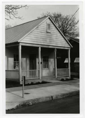 Primary view of object titled '[August Dietz Cottage Photograph #6]'.