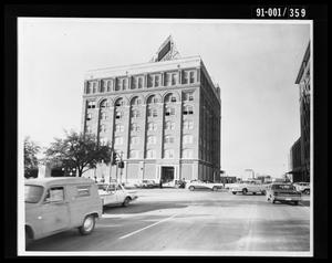 Exterior of the Texas School Book Depository [Print]