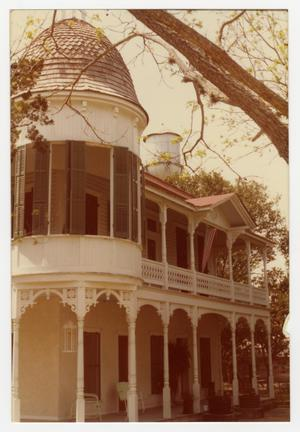 Primary view of object titled '[Gruene Mansion Photograph #1]'.