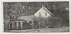 Primary view of object titled '[The Meinhardt-Pfeil Home Photograph #2]'.