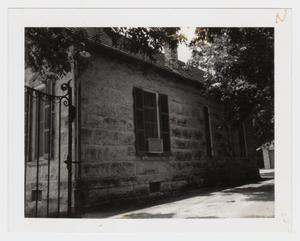 Primary view of object titled '[Paul Ingenhuett Home Photograph #3]'.