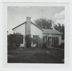 Primary view of object titled '[Old Cock Home Photograph #1]'.