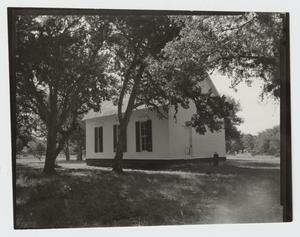 Primary view of object titled '[Kendalia Community Church Photograph #1]'.