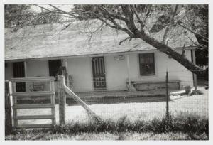Primary view of object titled '[Schuehle-Saathoff House Photograph #3]'.