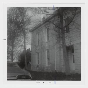 Primary view of object titled '[Kendall County Courthouse Photograph #2]'.