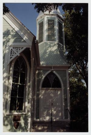 Primary view of object titled '[Cumberland Presbyterian Church Photograph #5]'.
