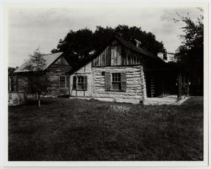 Primary view of object titled '[Faltin Homestead Photograph #3]'.