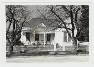 Primary view of object titled '[Edna J. Moore Seaholm House Photograph #2]'.