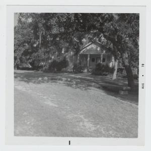 Primary view of object titled '[Old Storey Home Photograph #3]'.