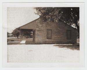 Primary view of object titled '[Louis Haller House Photograph #1]'.