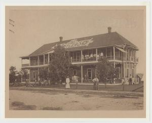 Primary view of object titled '[Antlers Hotel Photograph #1]'.