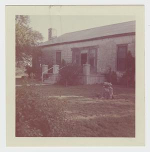 Primary view of object titled '[Old Huling Mansion Photograph #1]'.