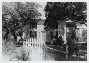 Primary view of object titled '[James House Photograph #1]'.