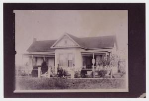 Primary view of object titled '[Oefinger House Photograph #1]'.