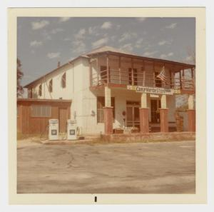 Primary view of object titled '[Camp Verde General Store and Post Office Photograph #2]'.