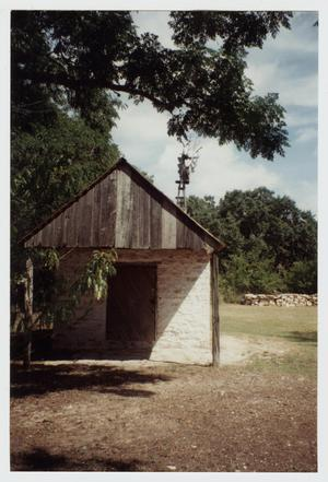 Primary view of object titled '[Dr. Joseph M. Pound Homestead Photograph #2]'.