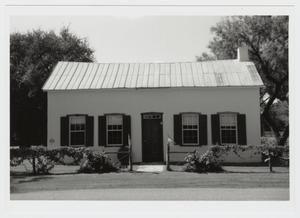 Primary view of object titled '[Arcadius Steinle House Photograph #1]'.