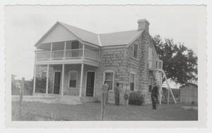 Primary view of object titled '[John Patterson House Photograph #2]'.