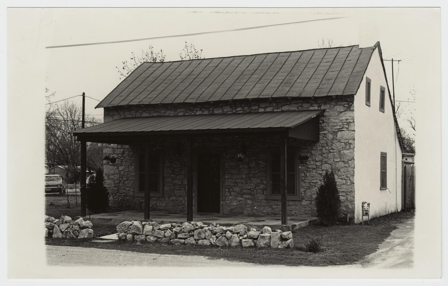 [Cordier-Tschirhart-Seal House Photograph #1]                                                                                                      [Sequence #]: 1 of 2