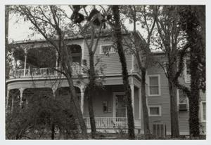 Primary view of object titled '[Kone-Cliett House Photograph #4]'.