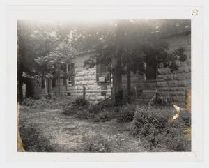 Primary view of object titled '[Paul Ingenhuett Home Photograph #5]'.