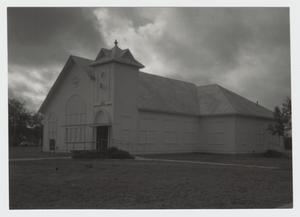 Primary view of object titled '[Yancey United Methodist Church Photograph #2]'.