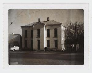 Primary view of object titled '[Lampasas County Jail Photograph #1]'.