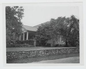 Primary view of object titled '[Old Storey Home Photograph #2]'.