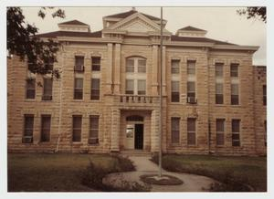 Primary view of object titled '[Medina County Courthouse Photograph #5]'.