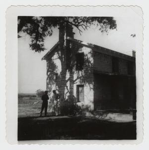 Primary view of object titled '[Phillip Smith Farm Home Photograph #3]'.