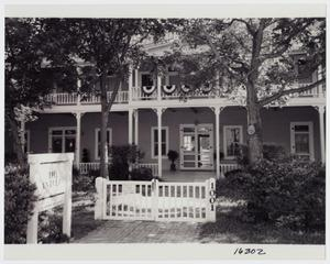 Primary view of object titled '[Antlers Hotel Photograph #7]'.