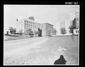 Primary view of object titled 'Texas School Book Depository [Print #2]'.