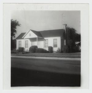 Primary view of object titled '[W. N. Huling Home Photograph #1]'.