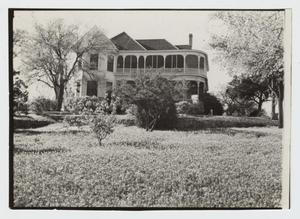 Primary view of object titled '[Kone-Cliett House Photograph #1]'.