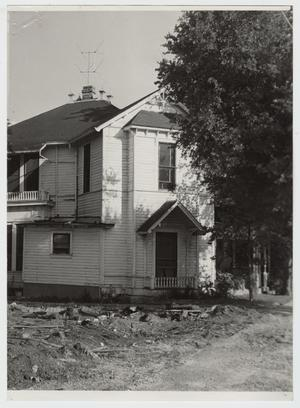 Primary view of object titled '[Beverly Hutchison Home Photograph #1]'.