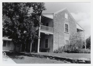 Primary view of object titled '[Kuhlmann-King House Photograph #7]'.