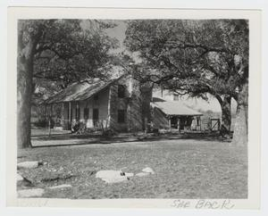 Primary view of object titled '[Phillip Smith Farm Home Photograph #1]'.