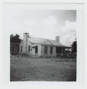 Primary view of object titled '[Moses Hughes Home Photograph #2]'.