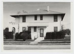 Primary view of object titled '[Watkins House Photograph #4]'.